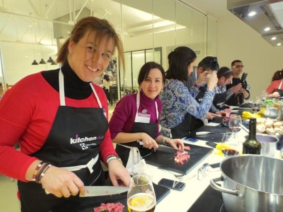 Escuela de cocina Kitchen Club