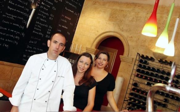 Restaurante Ciro - Julio, Inés y Empar